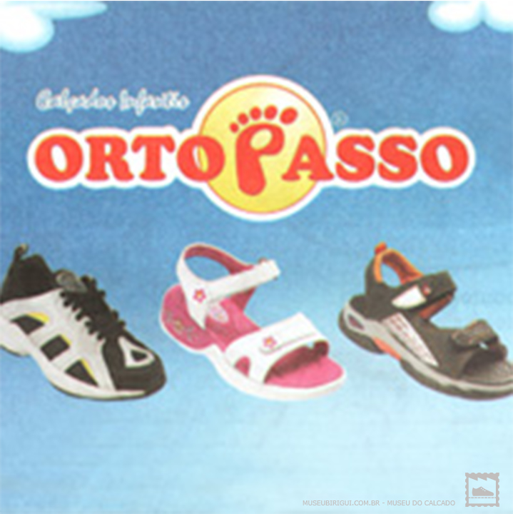 baa474afb Indústria de Calçados Ortopasso   Museu Birigui