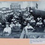 Curso de Corte e Costura - Sesi 1952